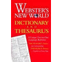 Websters New World Dictionary And Thesaurus - Websters