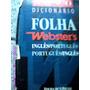 Novo Dicionário Folha Webster´s (2)