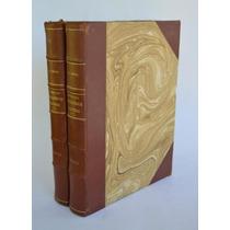 Livro - Galeria Dos Brasileiros Ilustres - 2 Volumes