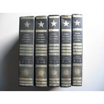Grande Dicionário Enciclopédico Novo Brasil - 5 Volumes