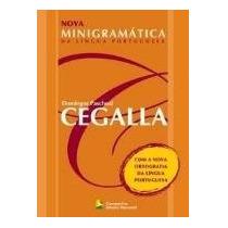 Livro - Nova Minigramática Lingua Portuguesa (nova Ortografi