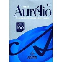Livro - Míni Dicionário Aurélio 8º Edição + Brindes!!!