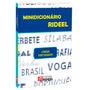 Minidicionário Língua Portuguesa Rideel 2014 4ª Edição