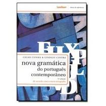 Nova Gramática Do Português Contemporâneo - Celso Cunha & Li