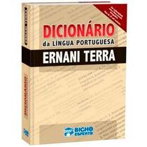Dicionário Da Língua Portuguesa Ernani Terra Escolar
