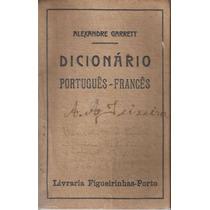 Dicionário Escolar Francês - Português Português-francês