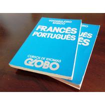 Mini Dicionário Francês-português E Português-frances 2 Vol.