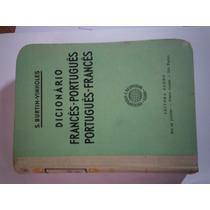 Dicionario Francês-português /antiguidade De 1957
