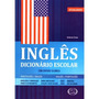 Livro - Dicionario Escolar Ingles Novo Frete Grátis