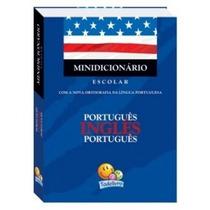 Minidicionário Escolar - Português - Inglês ¿ Português