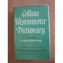 Dictionary Collins Westminster English 60,000 Inglês Inglês