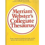 Merriam Webster´s Colegiate Thesaurus
