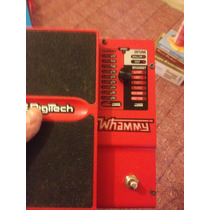 Pedal Digitech Whammy 4, Só Vendo Com Boss Oc3 No Negocio