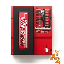 Pedal Digitech Whammy V Pitch Shifter Expressão Guitarra