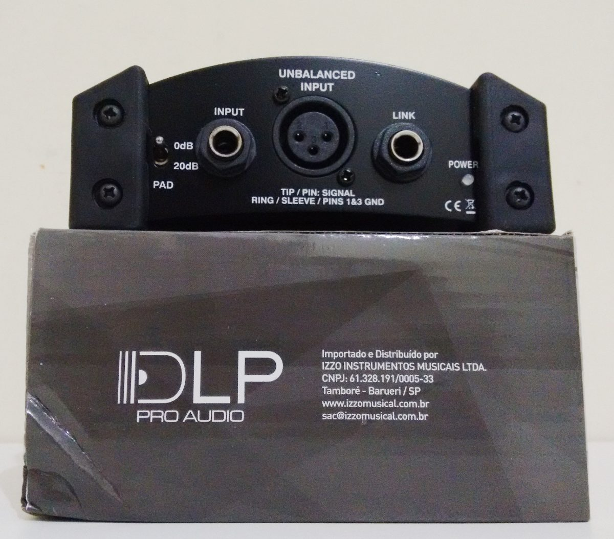 direct box dlp 9098