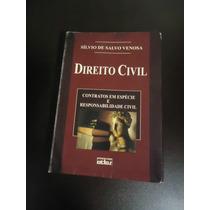 Direito Civil - Volume Iii - Silvio De Salvo Venosa