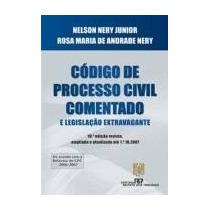 Codigo De Processo Civil Comentado - Nelson Nery Junior
