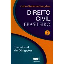 Direito Civil Brasileiro - Vol. 2 - Carlos Roberto Gonçalves