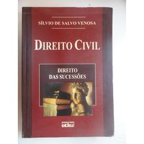 Direito Civil - Direito Das Sucessões Silvio Salvo Venosa