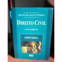 Direito Civil - Parte Geral - Silvio Salvo Venosa