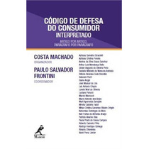 Código De Defesa Do Consumidor Interpretado - Costa Machado