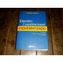 Direito Constitucional Esquematizado - Pedro Lenza 2008