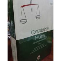 Constituição Federal Anotada Concursos 2014 - Atualiza