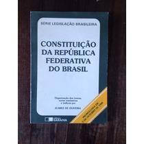Constituição Da Republica Federativa Do Brasil - Saraiva