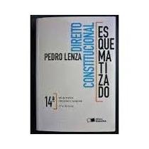Livro Direito Constitucional Esquematizado Pedro Lenza 14ªed