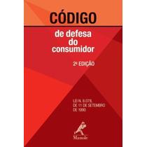 Código De Defesa Do Consumidor 2ª Ed
