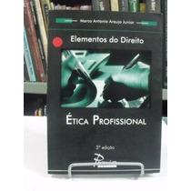 Livro - Elemento Do Direito - Ética Profissional