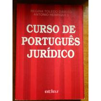 Curso De Português Jurídico - Frete Grátis
