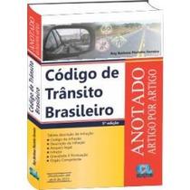 Código De Trânsito Brasileiro - Frete Grátis