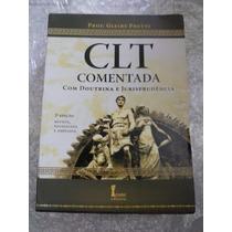 Clt Comentada Com Doutrina E Jurisprudência - Gleibe Pretti