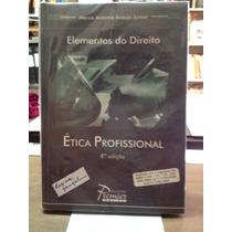 Etica Profissional 6ª Ed Revis Marco Antonio Araujo Junior
