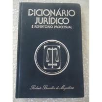 Dicionário Jurídico E Repertório Processual Volume 3