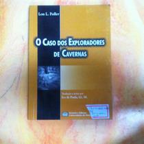 Livro O Caso Dos Exploradores De Cavernas