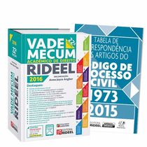 Vade Mecum Academico De Direito Rideel 2016