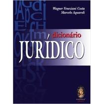 Livro Dicionário Jurídico