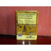 Livro Usado Coletânea Legislação De Direito Ambiental 2003