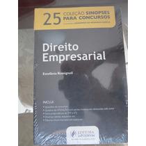 Direito Empresarial - Estefânia Rossignoli - Juspodivm