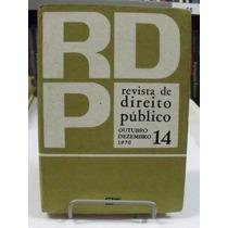 Revista Dos Tribunais N.14 - Outubro/ Dezembro 1970