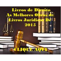 Pacote Livros Jurídicos Digitais Direito 2015 Envio Email
