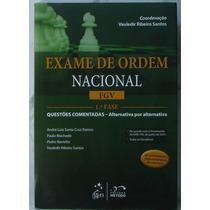 Exame De Ordem Nacional - Fgv
