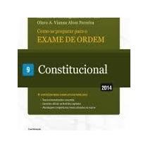Pdf Coleção 1ª Fase Oab Constitucional Vol9_2014