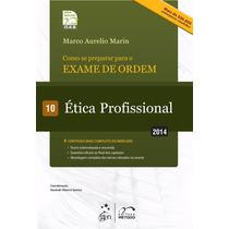 Pdf Coleção 1ª Fase Oab Etica Profissional Vol_9_2014