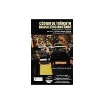 Livro:código De Trânsito Brasileiro Anotado