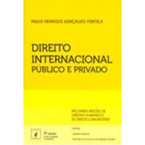 Livro Direito Internacional Público E Privado
