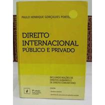 Direito Internacional - Público E Privado