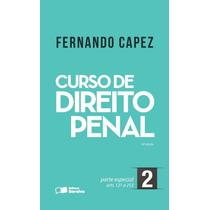 Curso De Direito Penal - Vol. 2 -16ª Ed. 2016 Capez,fernando